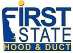 First State Hood and Duct logo